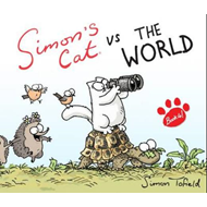 Simon's Cat Vs. the World! (BOK)