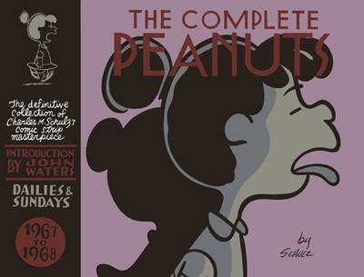 The Complete Peanuts 1967-1968: Volume 9 (BOK)