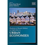 Handbook of Research Methods and Applications in Urban Econo (BOK)