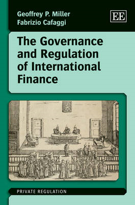 The Governance and Regulation of International Finance (BOK)