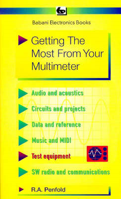 Getting the Most from Your Multimeter (BOK)