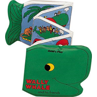 Wally Whale and His Friends (BOK)