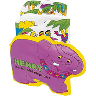 Henry the Helpful Elephant (BOK)
