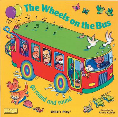 Wheels on the Bus go Round and Round (BOK)