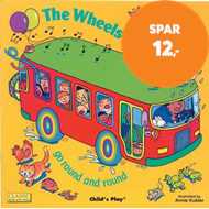 Produktbilde for The Wheels on the Bus go Round and Round (BOK)