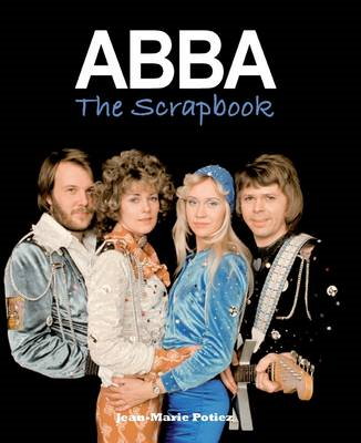 """ABBA"": The Scrapbook (BOK)"