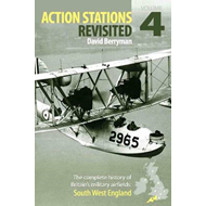South West England: The Complete History of Britains Military Airfields: No. 4 (BOK)