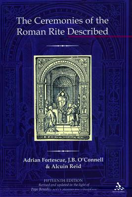 Ceremonies of the Roman Rite Described (BOK)