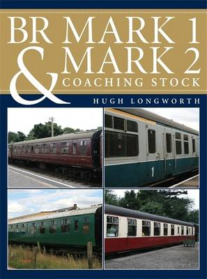 BR Mark 1 and Mark 2 Coaching Stock (BOK)