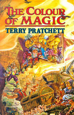 Colour of Magic (BOK)