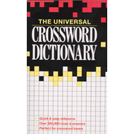 Universal Crossword Dictionary (BOK)