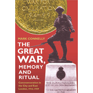 Great War, Memory and Ritual (BOK)