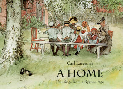 A Home: Paintings from a Bygone Age (BOK)