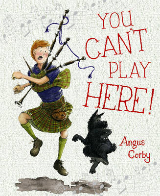 You Can't Play Here! (BOK)