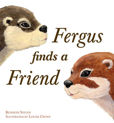 Fergus Finds a Friend (BOK)
