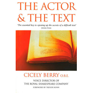 Actor And The Text (BOK)