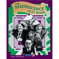 Reminiscence Quiz Book (BOK)