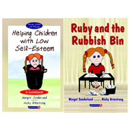 Helping Children with Low Self-Esteem & Ruby and the Rubbish (BOK)