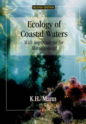 Ecology of Coastal Waters: With Implications for Management (BOK)