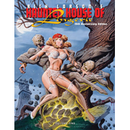 Rich Larson's Haunted House of Lingerie (BOK)
