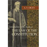 Introduction to the Study of the Law of the Constitution (BOK)