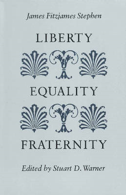 Liberty, Equality, Fraternity (BOK)