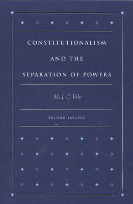 Constitutionalism and the Separation of Powers (BOK)