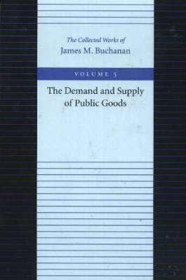 Demand and Supply of Public Goods (BOK)