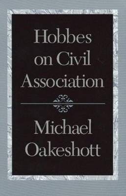 Hobbes on Civil Association (BOK)