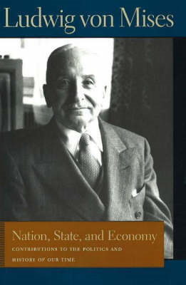 Nation, State, and Economy (BOK)