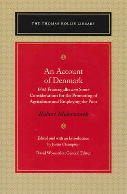 Account of Denmark (BOK)