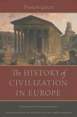 History of Civilization in Europe (BOK)