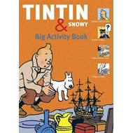Tintin And Snowy: Big Activity Book (BOK)