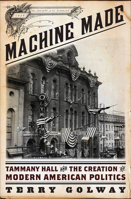 Machine Made (BOK)