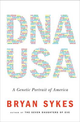 DNA USA: A Genetic Portrait of America (BOK)