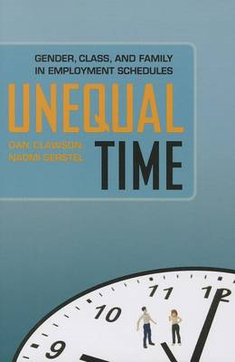 Unequal Time: Gender, Class, and Family in Employment Schedules (BOK)