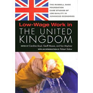 Low-wage Work in United Kingdom (BOK)