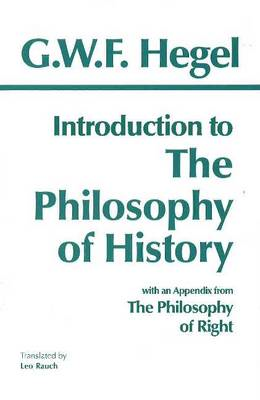 Introduction to the Philosophy of History (BOK)