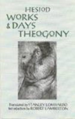 Works and Days and Theogony (BOK)