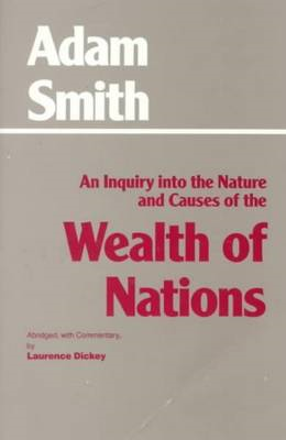 Inquiry into the Nature and Causes of the Wealth of Nations (BOK)