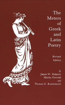 The Meters of Greek and Latin Poetry (BOK)