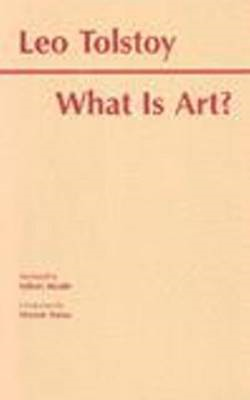 What is Art? (BOK)