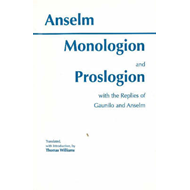 Monologion and Proslogion (BOK)