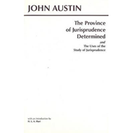 Province of Jurisprudence Determined and the Uses of the Stu (BOK)