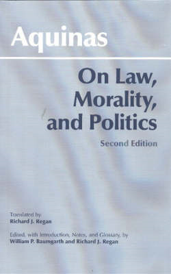 On Law, Morality and Politics (BOK)