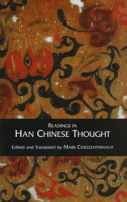 Readings in Han Chinese Thought (BOK)