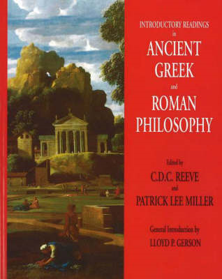 Introductory Readings in Ancient Greek and Roman Philosophy (BOK)