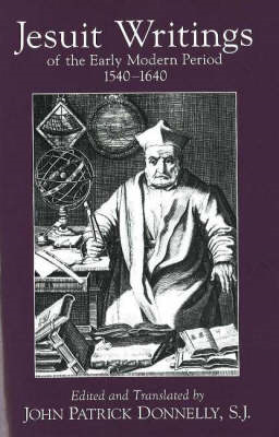 Jesuit Writings of the Early Modern Period (BOK)