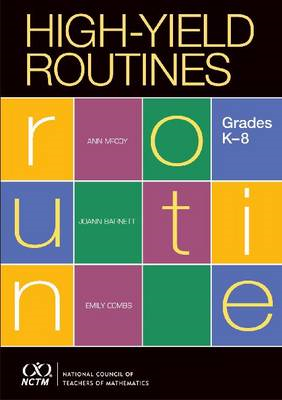 High-Yield Routines for Grades K-8 (BOK)