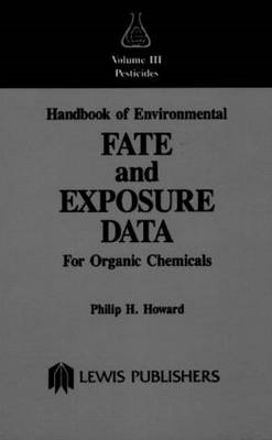 Handbook of Environmental Fate and Exposure Data (BOK)